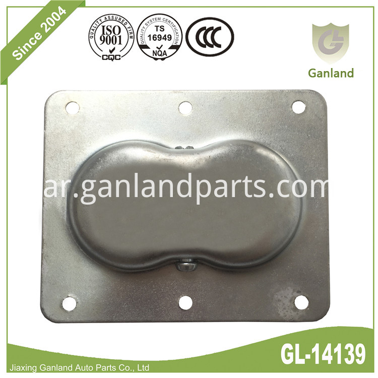 Steel Deck Ring GL-14139