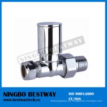 Válvula de radiador de latón de alto rendimiento (BW-R02)