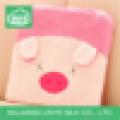 Plush cartoon style cushions / little girl chair seat cushions