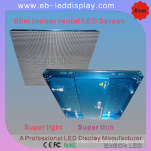 Flexible Rental LED Display/Indoor Full Color LED Screen (HD video panel P4.8, P5, P5.33, P6, P7.62)