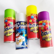 Factory Wholesale Silly String,Party String Spray,Color Party String