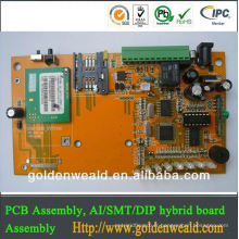 amplificateur audio PCB production layout pcb assembly Moteurs linéaires avec service direct de contrat de disques