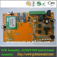 amplificador de áudio layout de produção pcb montagem pcb Motores lineares com serviço de contrato de acionamento direto