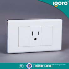 American Style Electrical 125V/220V Lighting Receptacle Outlets