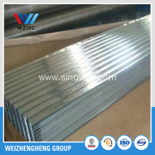 GI Hot-Dipped Galvanized Corrugated Roofing Sheet G60