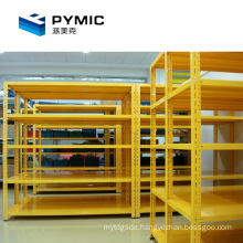 Multi-Purpose 5 Levels Slotted Angle Storage Iron Racks