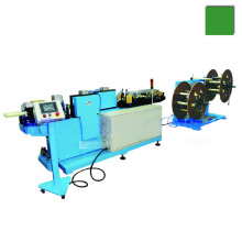 Automatic coil copper/brass/aluminum/bundy tube chipless cutting machine