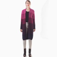 17PKCS136 Frauen Winter warme trendige Baumwolle Kaschmirmantel