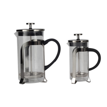 Coffee Shop Glass French Press Kaffeemaschine