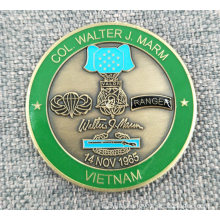 Brass Stamped Customized Challenge Coin