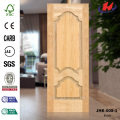 Classic MDF Natural Birch Veneer Door skin