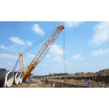 Brand New XCMG Guindaste sobre esteiras de 180 toneladas Xgc180