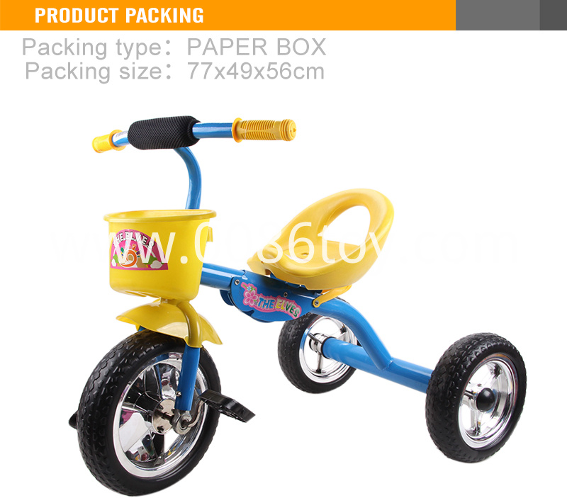folding baby bicycle 3 wheels