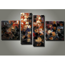Design Canvas Abstract Oil Painting