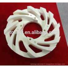 Zircone en céramique de haute précision ZrO2 Zirconia bagues
