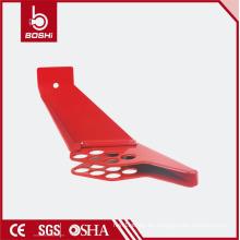Diseño de una sola pieza Bloqueo de válvula de bola estándar BD-F03, para tubos de 6,35 mm a 76,2 mm