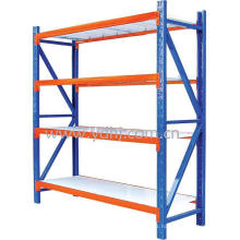 High Capacity Warehouse Storage Racks with Various Size and Colour