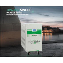 Jjw Single Phase Series Régulateur de tension d'alimentation purifié précis