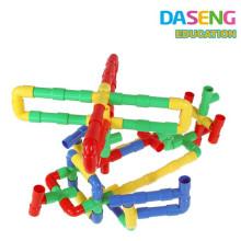 2015 nuevos niños bloques de construcción juguetes tubería