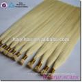 Luxus Top Qualität Direkte Fabrik Großhandel Jungfrau Remy Russische Haar Doppel Gezogene Stockspitze Haarverlängerung