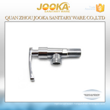 Lever handle 90 degree bathroom triangle valve