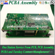 Fabricante de PCBA de la electrónica, asamblea de PCBA, pcba verde del fabricante del montaje del PWB