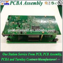 Fabricante do PCBA da eletrônica, conjunto de PCBA, fabricante do conjunto do PWB pcba verde