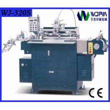 Máquina de impresión de pulido automático de la pantalla (WJ-320)