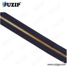 European Standard Coat Zipper Chain with Brass Teeth