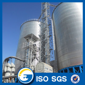 Assemnly Type Bolted Concrete Silo