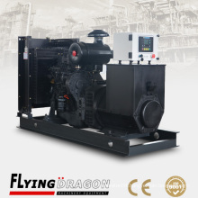 75kw 93.75kva Shangchai industrial generator good price for sale driven by Shangchai SC4H115D2