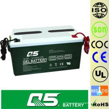 12V100AH Batería solar Batería GEL Productos estándar