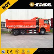 Camion à benne basculante électrique de Sinotruk / Howo Chine à vendre