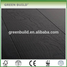black wood laminate flooring