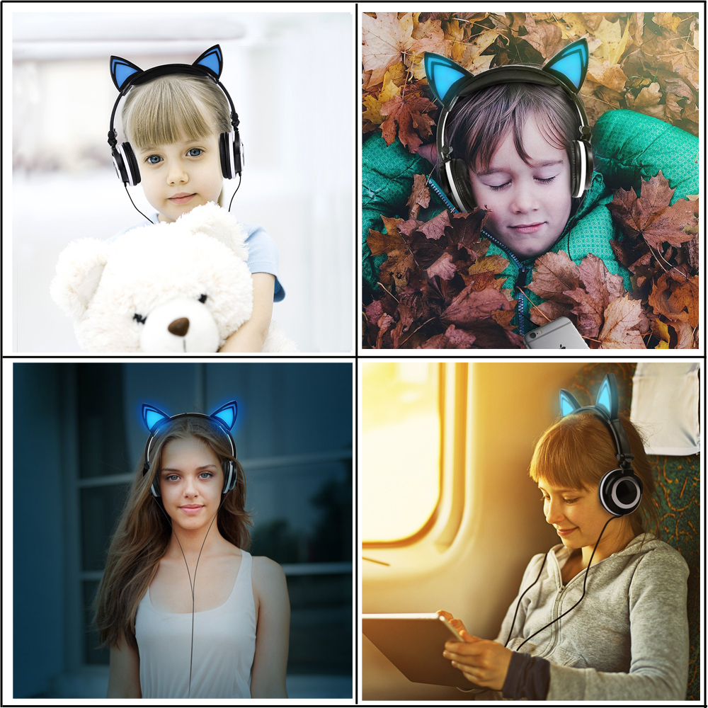 kid headphones headsets