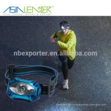 BT-4889 XPE 3W LED USB tête de vélo