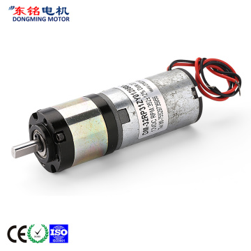 12V 32mm Planetengetriebemotor