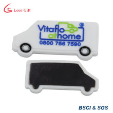 Hot Sale Promotion Gift Car Shape PVC Fridge Magnet (LM1779)