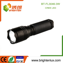 China Wholesale Mult-function 3 Modes Light Portable Aluminum 3*AAA Best Bright Cree XPE Tactical bailong led torch