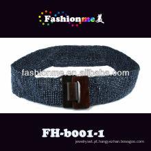 Cintos de frisado handmade puros FASHIONME