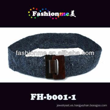 Cinturones de cuentas hecho a mano puros FASHIONME
