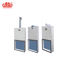 Feed Mill Pneumatic Gate