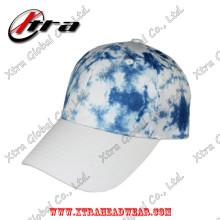 Polyester-Zeichnungs-Druck-Baseballmützen Klettverschluss
