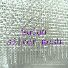 30mesh pantalla de malla de plata pura