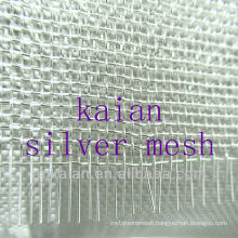 hot sale!!!!! anping KAIAN pure silver wire mesh(30 years factory)