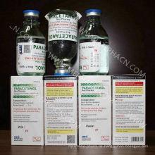 Paracetamol Infusion