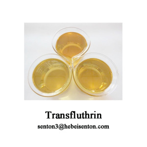 Swift Knock-down Kesan Transfluthrin