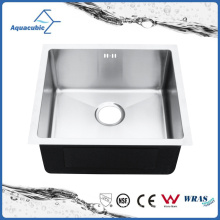 Practical Style Stainless Steel Hand Made Sink (ACS5045R)