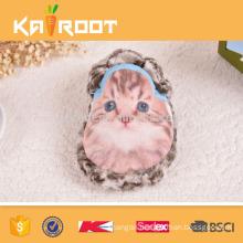 customized supplier design print slipper imitation goose factory china