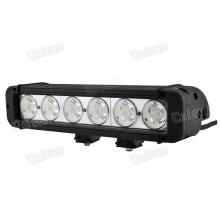 Luz LED para carro 12V-24V 11 polegadas 60W CREE